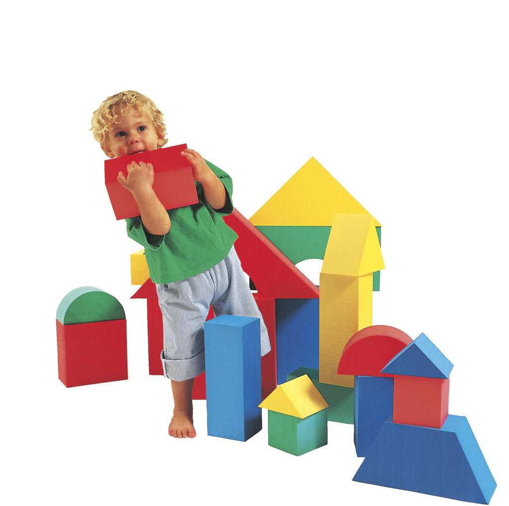 Foam Building Blocks - Dawson Sports