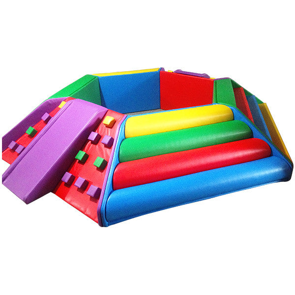 Hexagonal Ball Pit - Dawson Sports