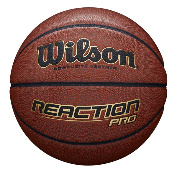 WS Reaction PRO 295 Basketball, Size 7