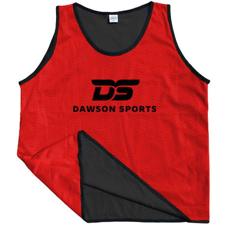 Reversible Mesh Training Bib - Dawson Sports