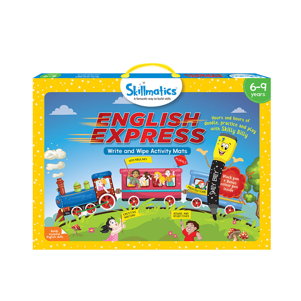 Skillmatics: English Express