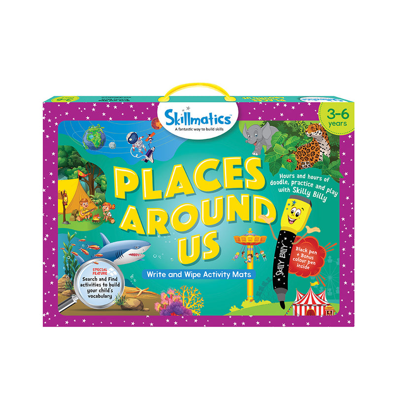 Skillmatics: Places Around Us