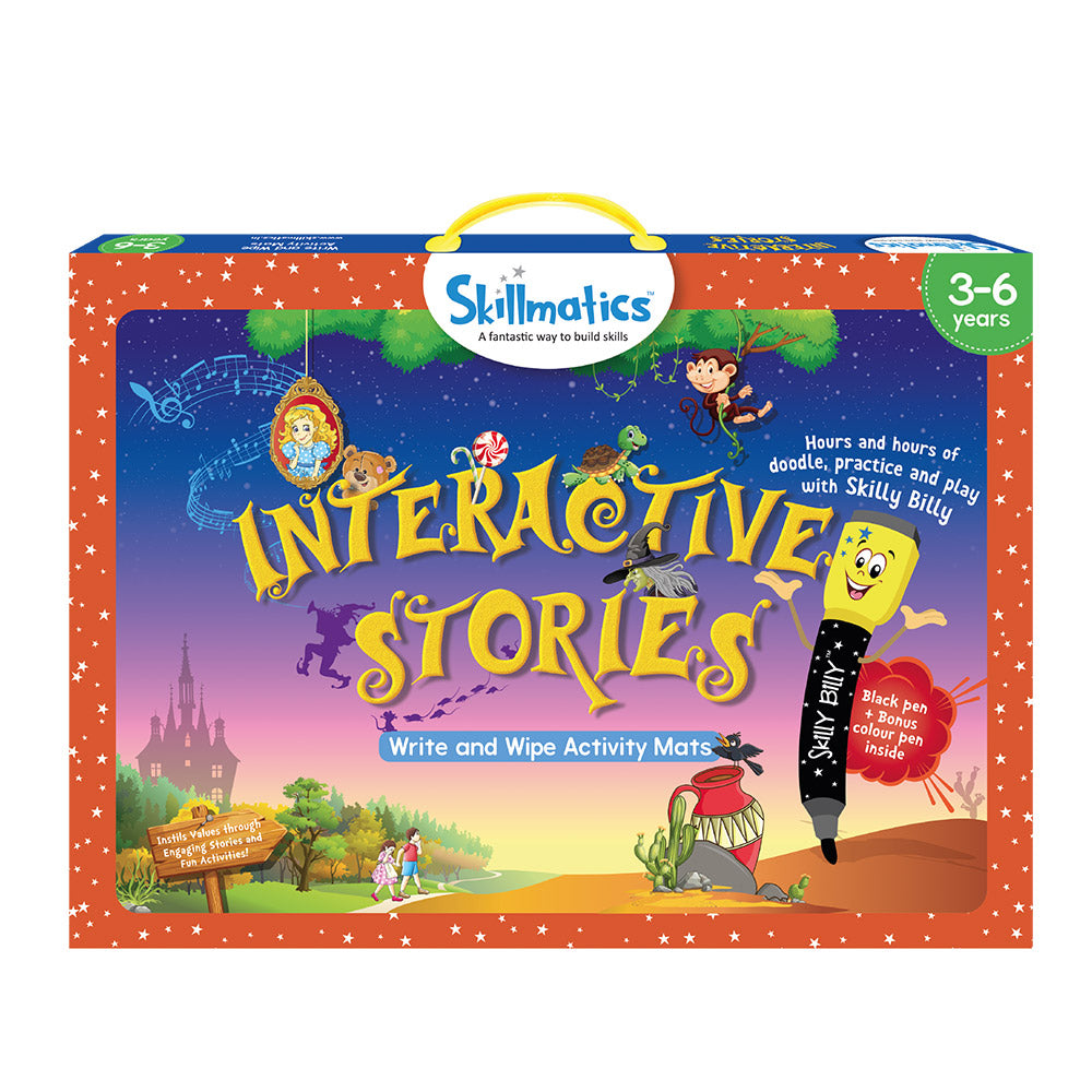 Skillmatics: Interactive Stories