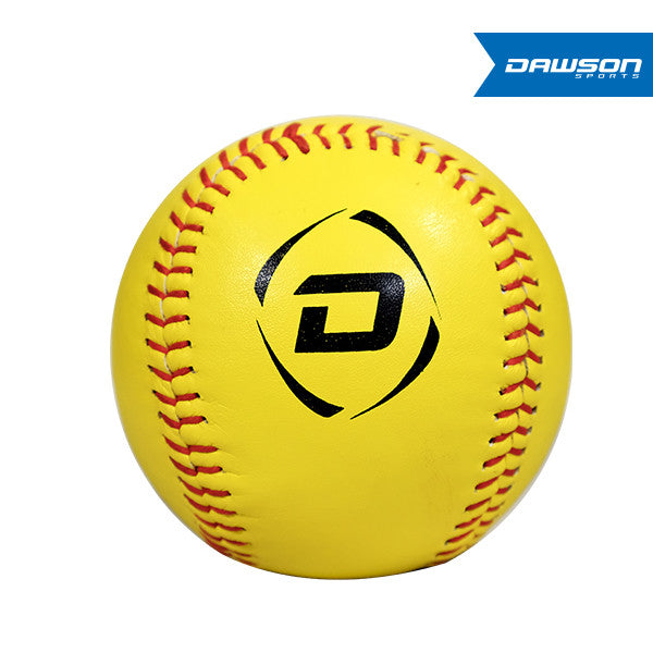 "Leather Softball 11"" - Dawson Sports"