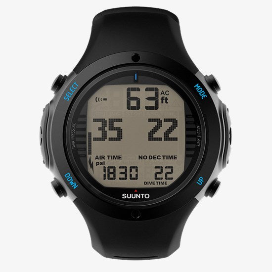 SUUNTO D6i NOVO BLACK WITH USB - Dawson Sports