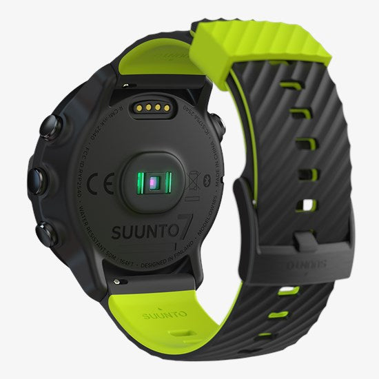 Suunto 7 Smartwatch - Black Lime