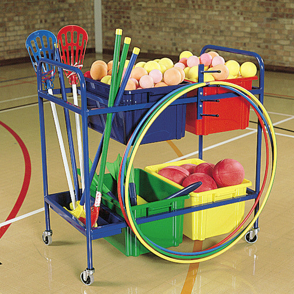 Standard Storage Trolley - Dawson Sports