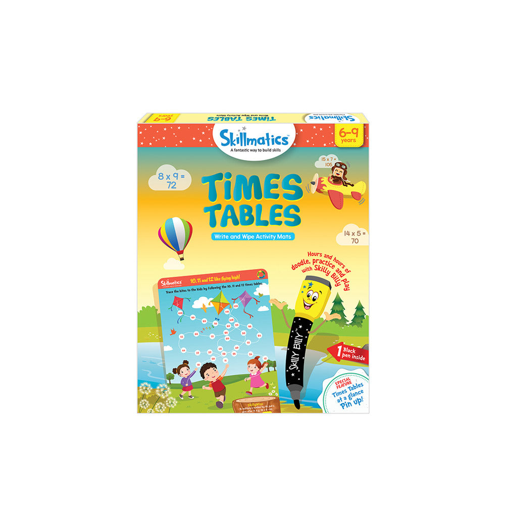 Skillmatics: Times Table
