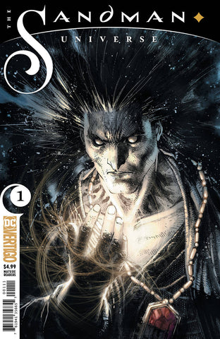 SANDMAN UNIVERSE #1 JIM LEE VARIANT (MR) 8/8/18