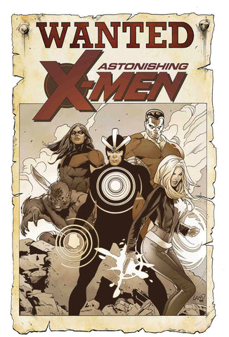 ASTONISHING X-MEN #15 9/5/2018