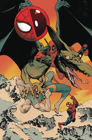 SPIDER-MAN DEADPOOL #38 9/5/2018