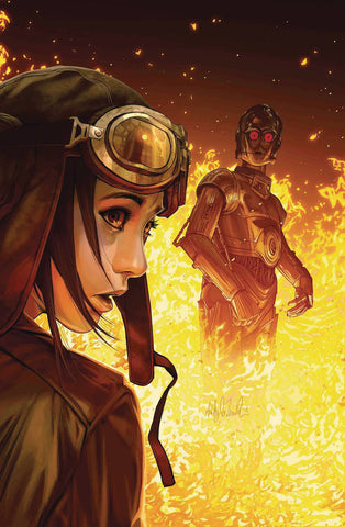 STAR WARS DOCTOR APHRA #24 9/26/2018