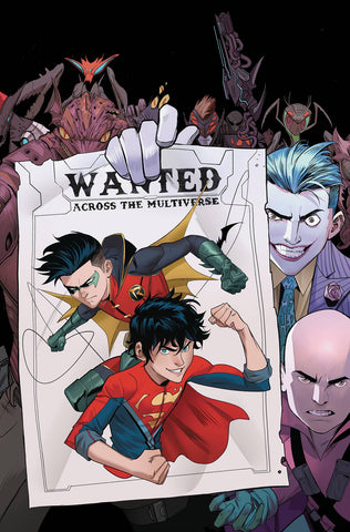 ADVENTURES OF THE SUPER SONS #2 (OF 12) 9/5/2018