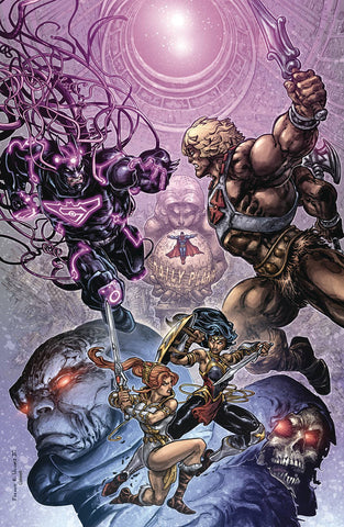 INJUSTICE VS THE MASTERS OF THE UNIVERSE #3 (OF 6) 9/19/2018