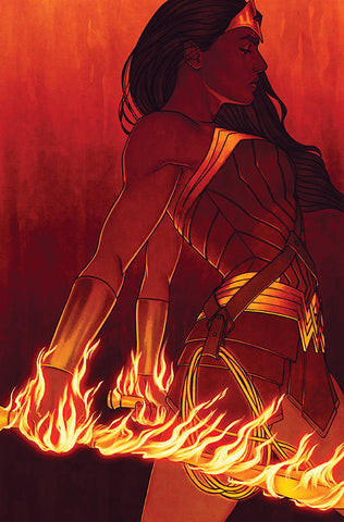 WONDER WOMAN #54 VAR ED 9/12/2018