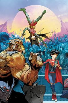 ADVENTURES OF THE SUPER SONS #3 (OF 12) 10/10/2018