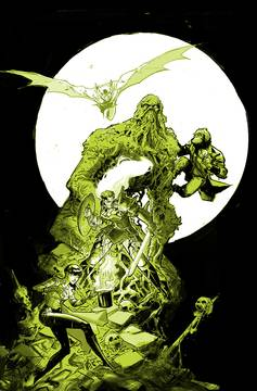 JUSTICE LEAGUE DARK #4 FOIL (WITCHING HOUR) 10/24/2018