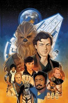 STAR WARS SOLO ADAPTATION #1 (OF 5) 10/10/2018