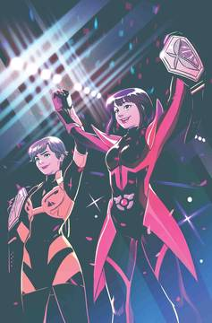 UNSTOPPABLE WASP #2 11/14/2018