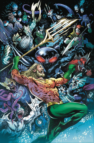 AQUAMAN #42 (DROWNED EARTH) 11/21/2018