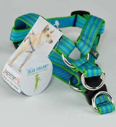 Lupine Rescue Dog Harness