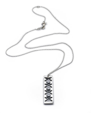 Kisses  Chain Necklace
