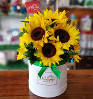 Sunflowers Box