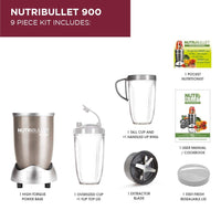 Nutribullet Blast Blender