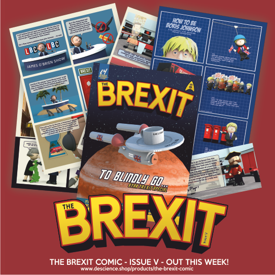 The Brexit Comic - The PDF Edition