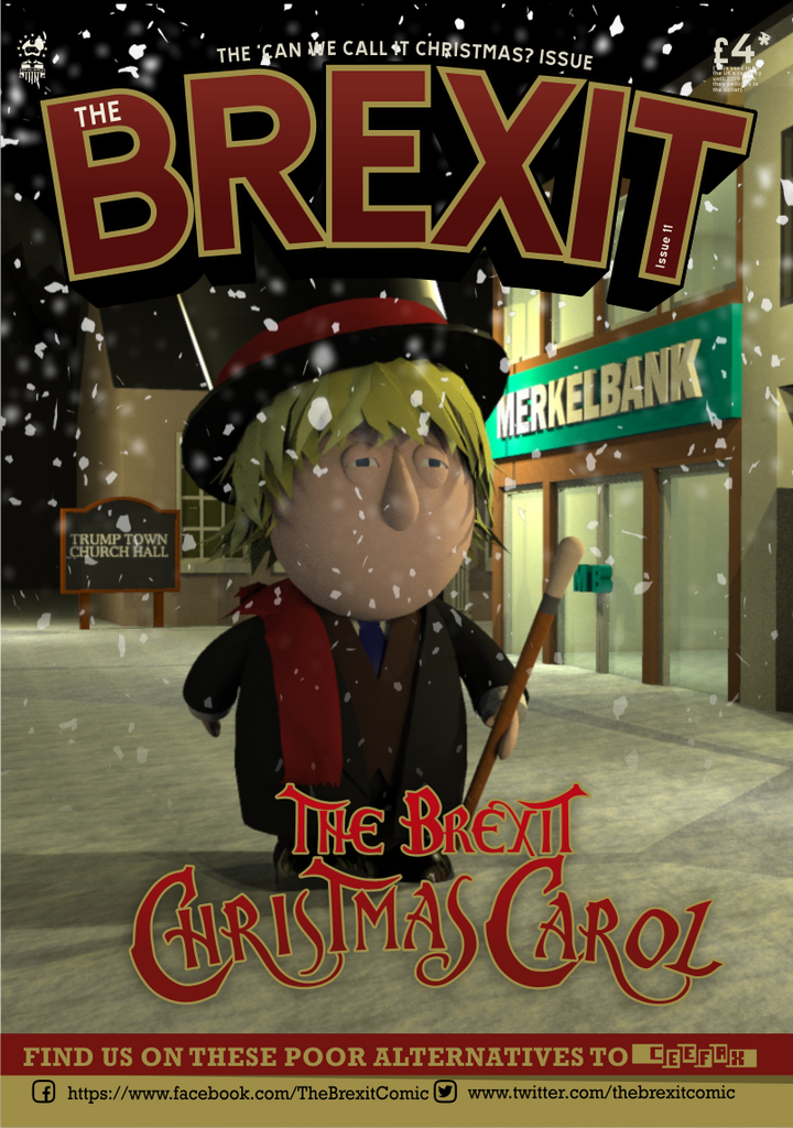 The Brexit Comic Issue 12