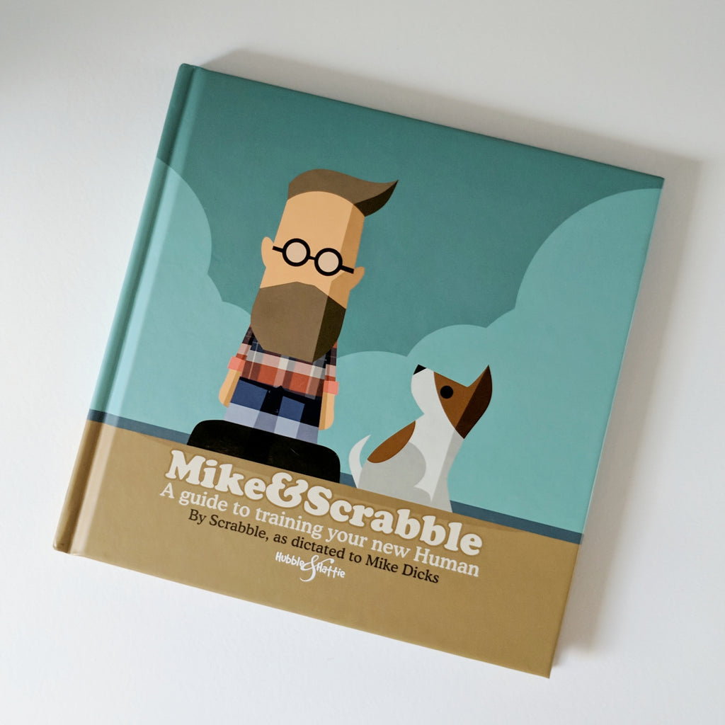 Mike&Scrabble Book