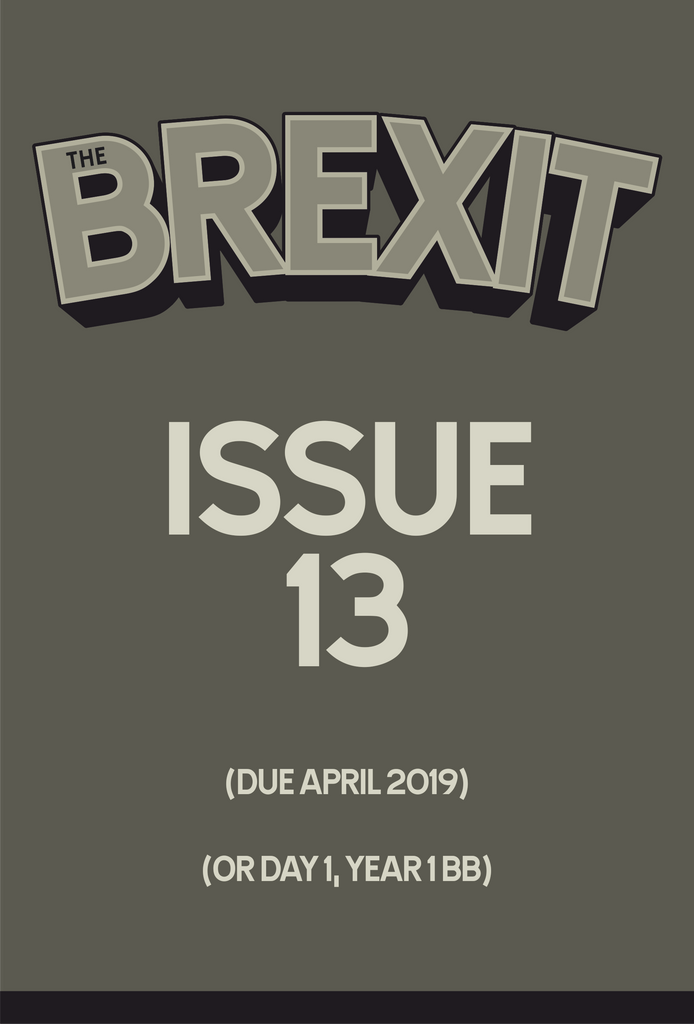 The Brexit Comic Issue 13