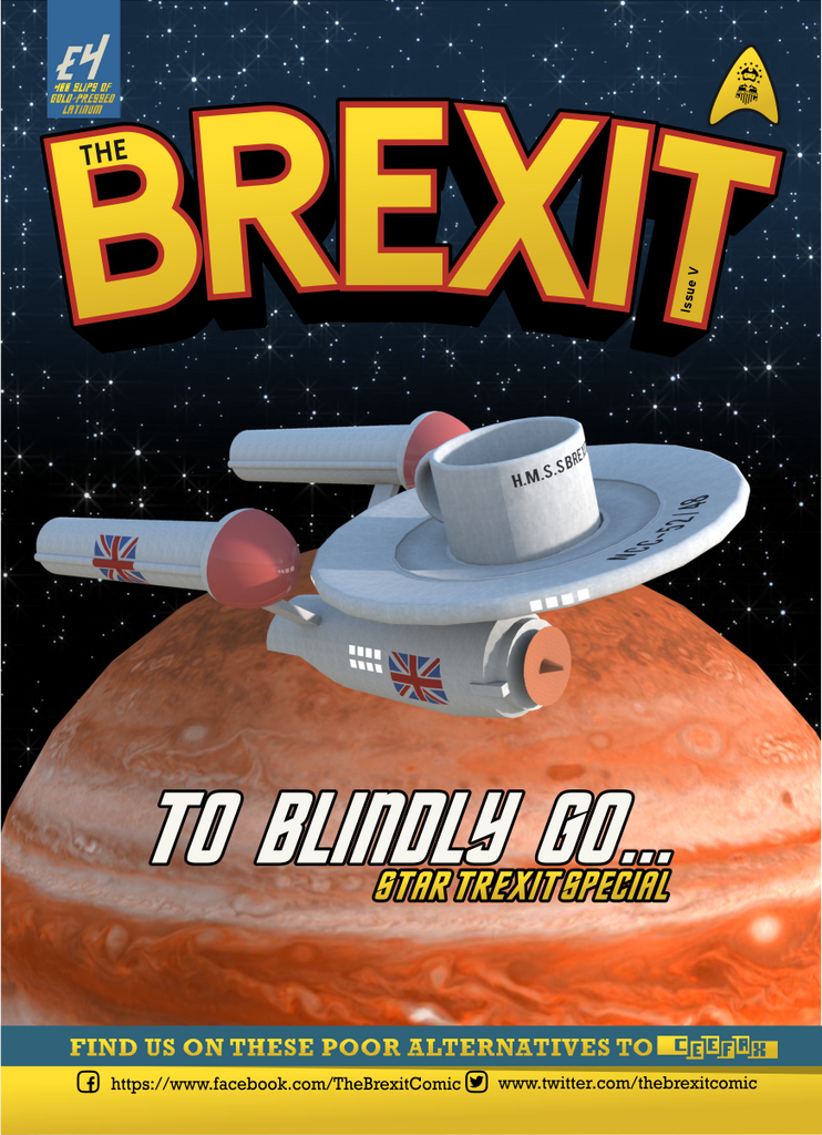 The Brexit Comic Issue 5