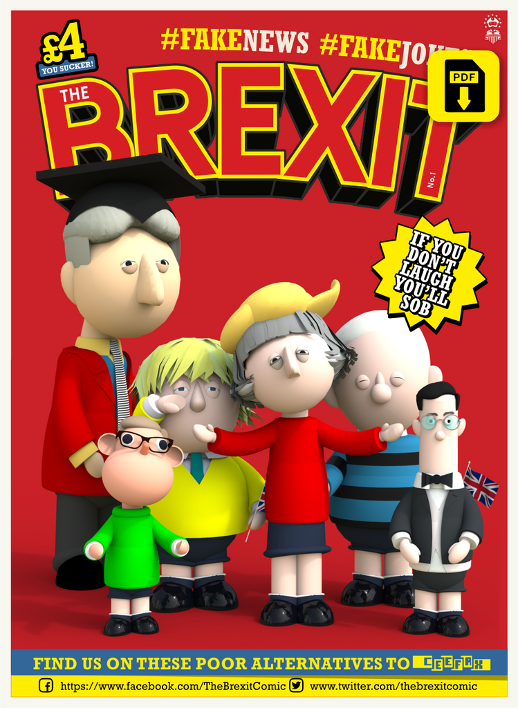 The Brexit Comic -Issue 1 PDF 001