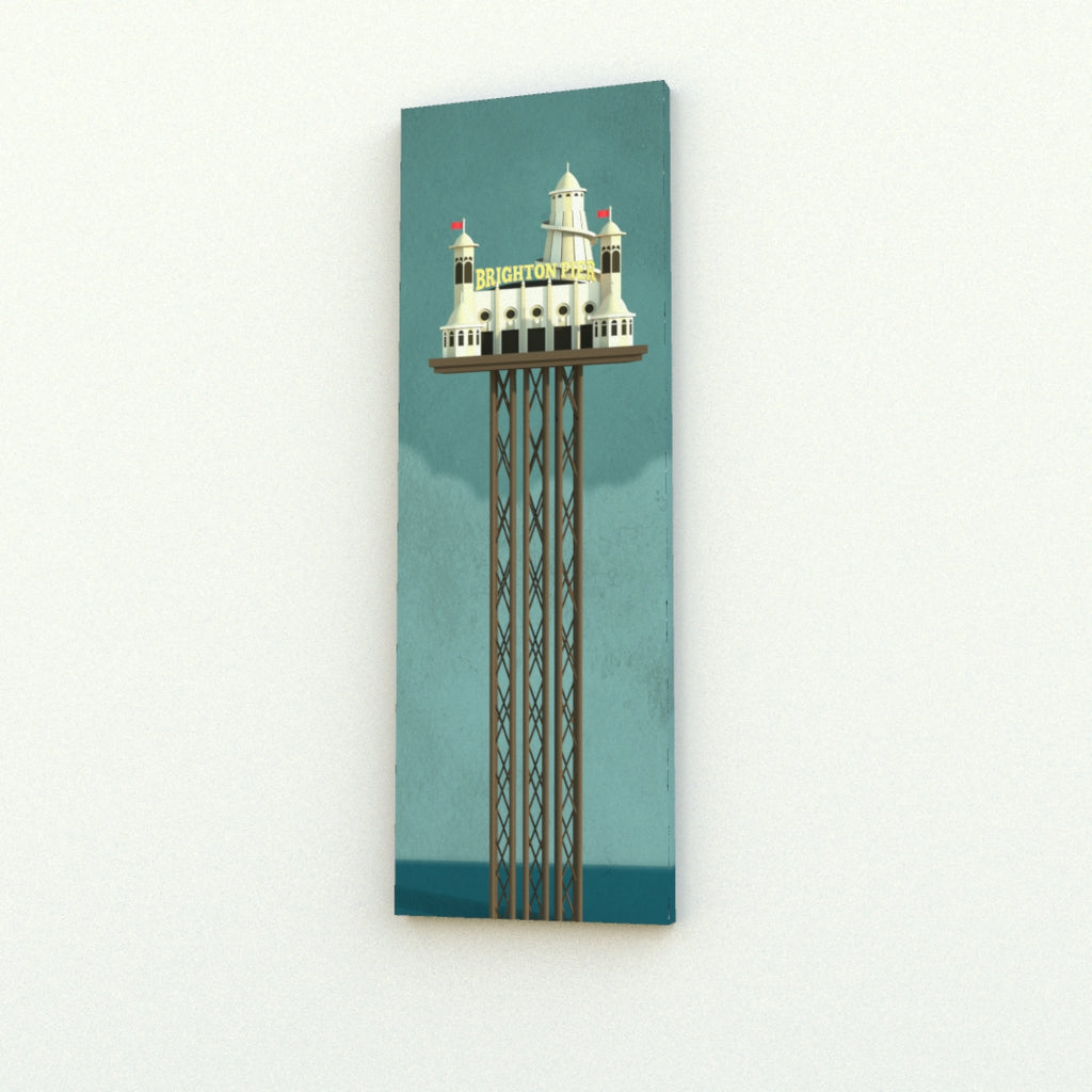 The Pier Tower (Print)