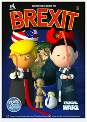 The Brexit Comic Issue II - (pre-order)