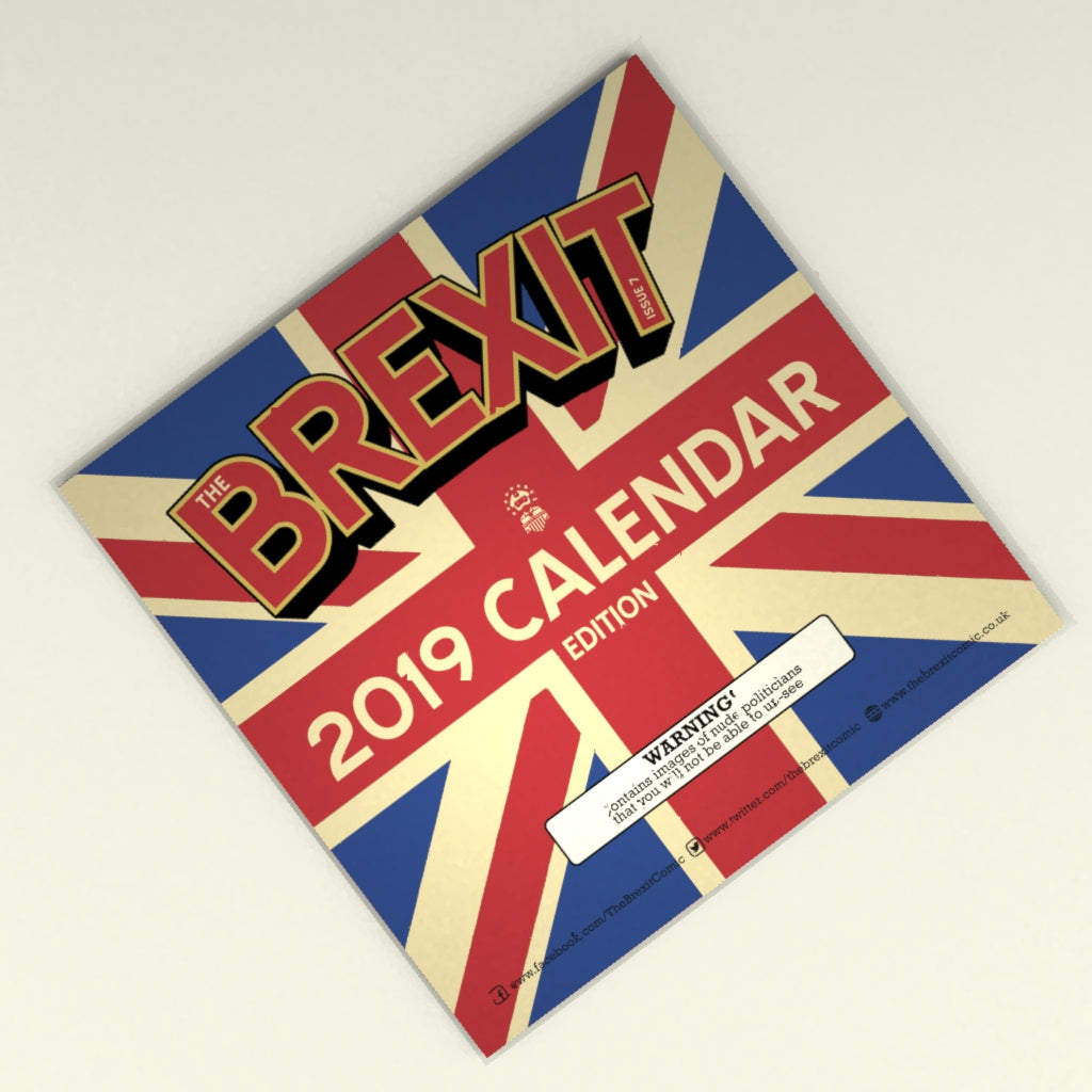 The Brexit Comic Calendar 2019