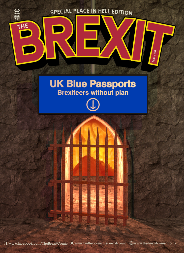 The Brexit Comic Issue 8