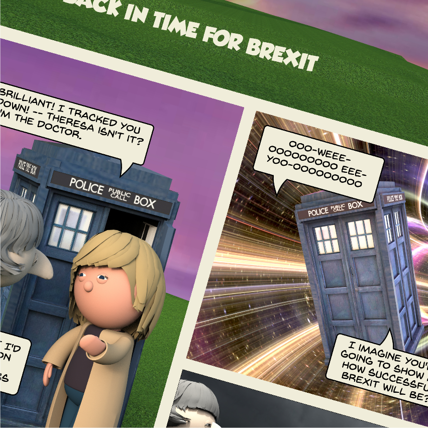 The Brexit Comic Issue 6