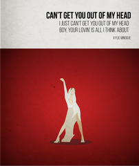 Can't get you out of my head - Beatone Print 2020