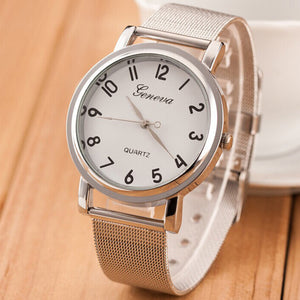 Womens Stainless Steel Peace Keeper