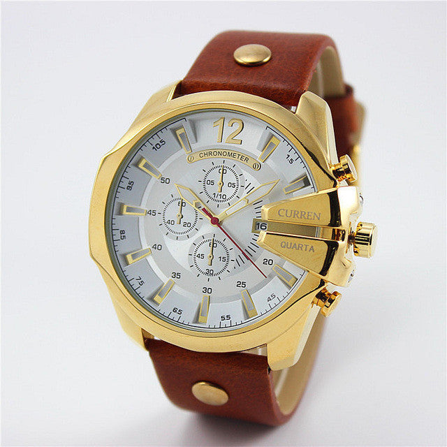 Mens Golden Explorer - Premium Range - Pre Launch Price Special