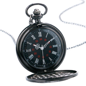 Roman Oberlite Pocket Watch