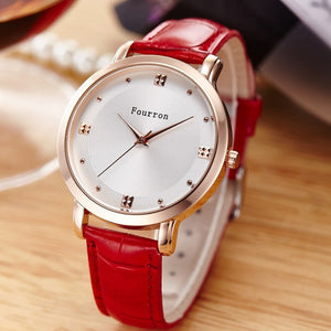 Womens - Luxury Queen Watch - Multiple Colours Available - Pre Launch Price Special