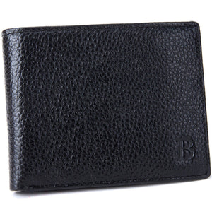 Vintage Designer Leather Mens Wallet