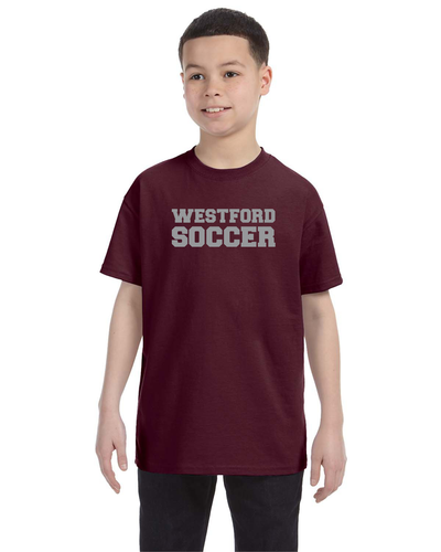 Westford Soccer Tee Shirt / Alphabroder 29M *Available in Youth Sizes*