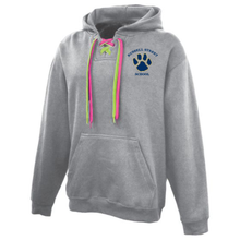 Russell Street School Face-off Laced Hoodie / Pennant 715