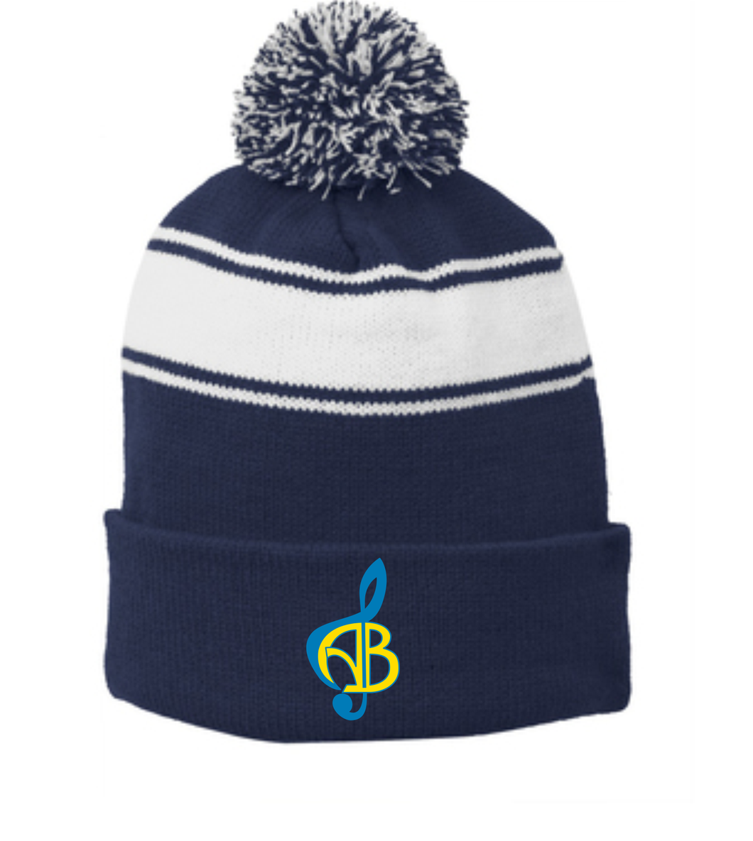 AB Friends of Music Beanie Hat / Sanmar STC28