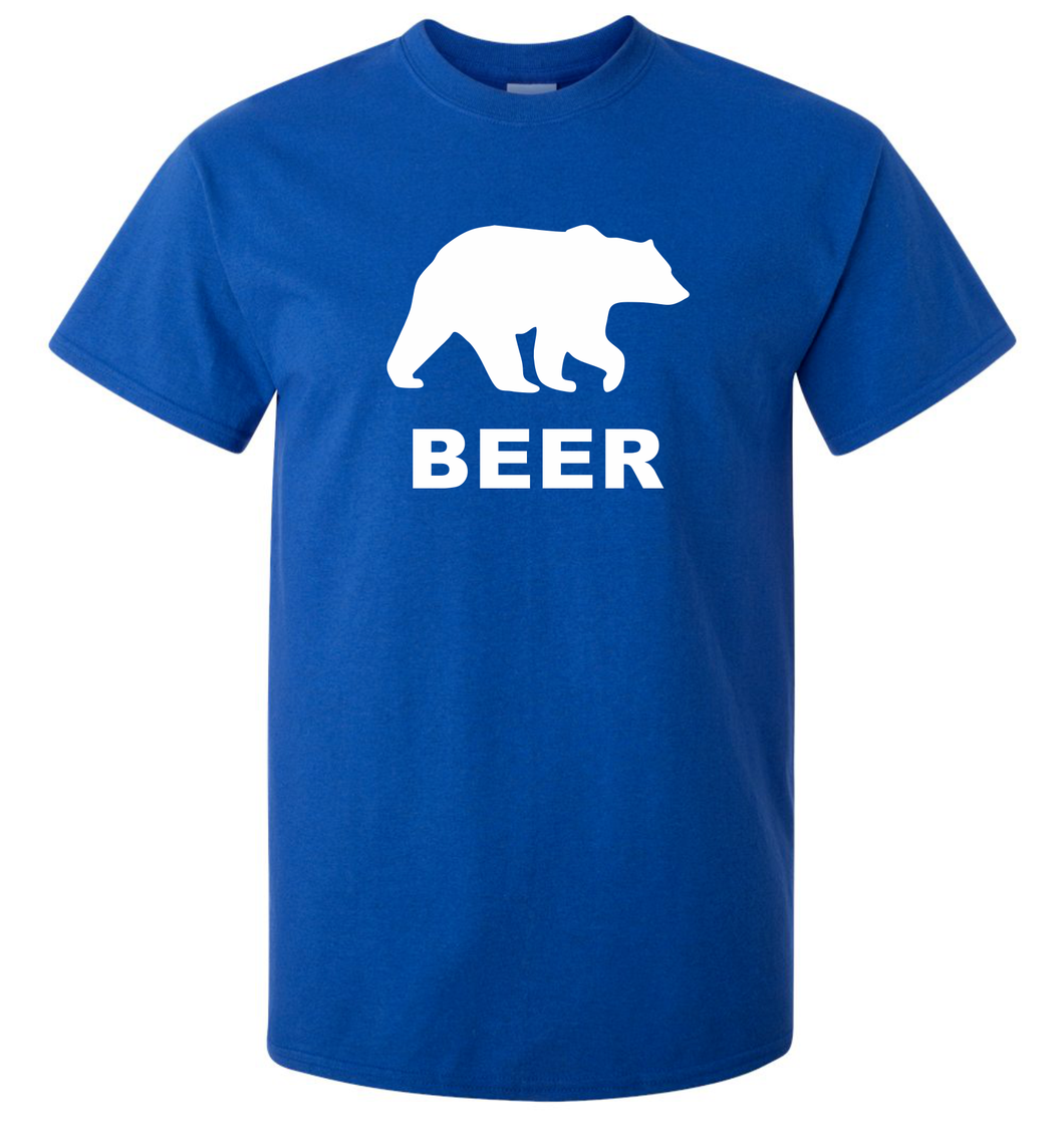 Beer(bear) T Shirt