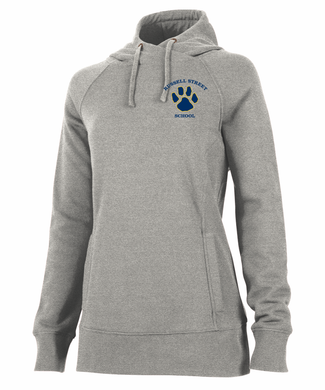 Russell Street School Ladies Hometown Hoodie / Charles River 5888